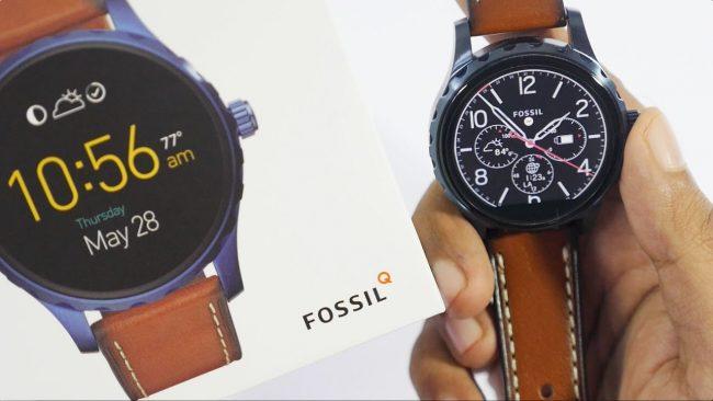 Fossil uvedl nové hybridní a chytré hodinky s Android Wear 2.0 ... 6fc50fed42