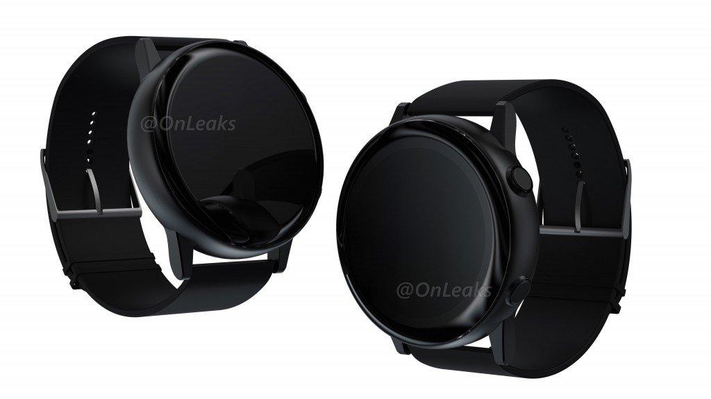 abddeb544ca Chytré hodinky Galaxy Sport na prvních obrázcích. Přijdou o otočnou lunetu