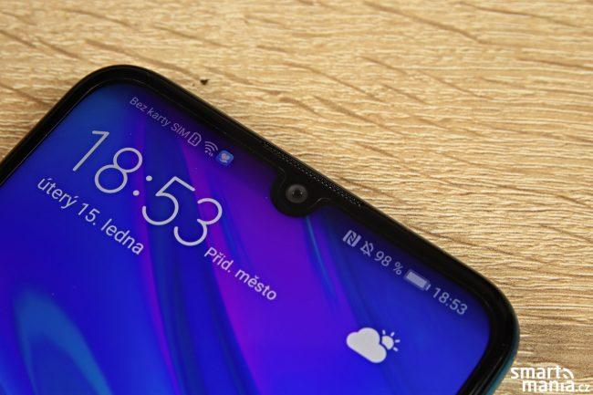 Recenze Huawei P smart