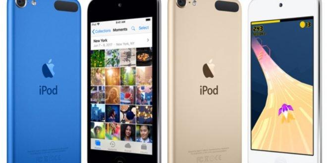 Nový iPod Touch by mohl být kapesní herní konzole, naznačuje Apple
