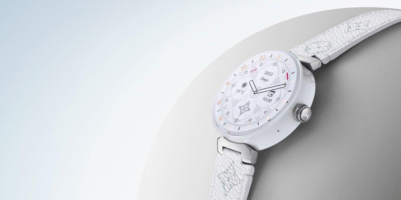Chytré hodinky od Louis Vuitton nešetří luxusem. Nabídnou nejrychlejší  procesor  945eeb3d8c8