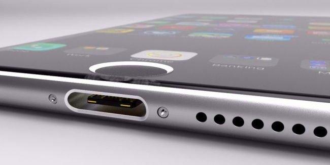 iPhone s USB-C