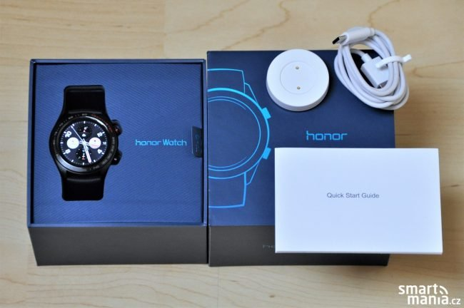 Honor Watch Magic recenze
