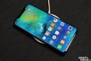 Bezdrátová nabíječka Huawei CP60 recenze