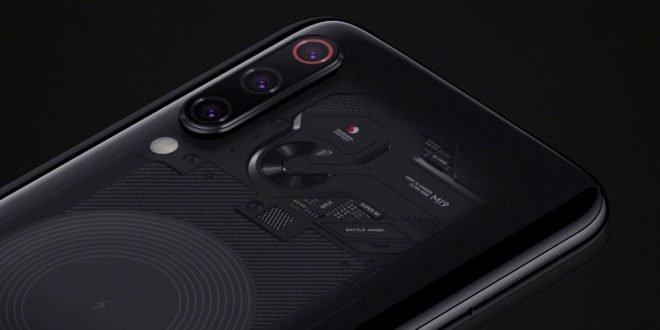 Ředitel Xiaomi se přiznal: průhledná záda jsou podvod!