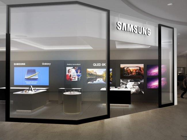 Samsung Novy Smichov