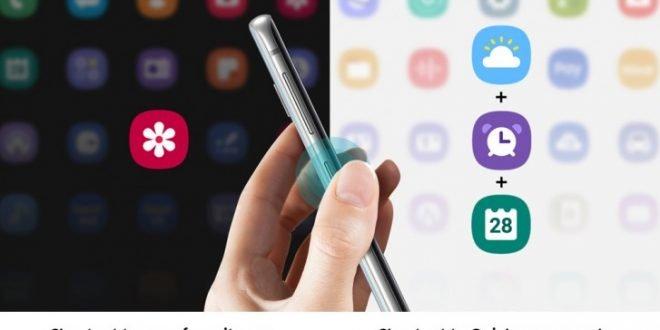 Tlačítko Bixby půjde přemapovat i na starších smartphonech od Samsungu