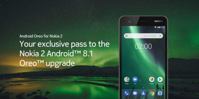 Nokie 6 a 2.1 dostávají Android 9.0 Pie. Majitelé Nokie 2 si mohou stáhnout Oreo