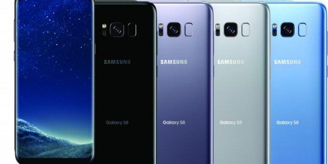 Samsung Galaxy S8 a S8+ dostávají Android 9.0 Pie