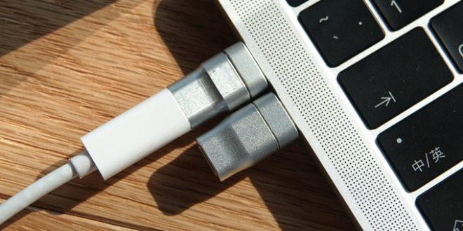 Chybí vám na nových MacBoocích magnetická nabíječka? Kupte jim ThunderMag