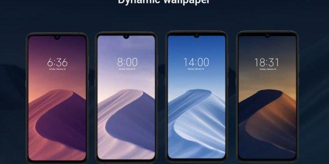 Xiaomi se inspirovalo u Applu: model Mi 9 nabídne dynamické tapety
