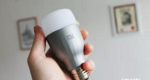 Recenze chytré žárovky Xiaomi Mi LED Smart Bulb: osvětlení na povel