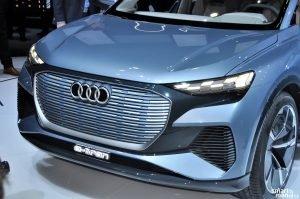 Audi Q4 e-tron Zeneva 2019 03