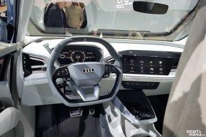 Audi Q4 e-tron Zeneva 2019 05