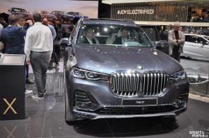 BMW X7 Zeneva 2019 01