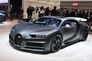 Bugatti Chiron Zeneva 2019 1