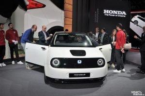 Honda e Prototype Zeneva 2019 1