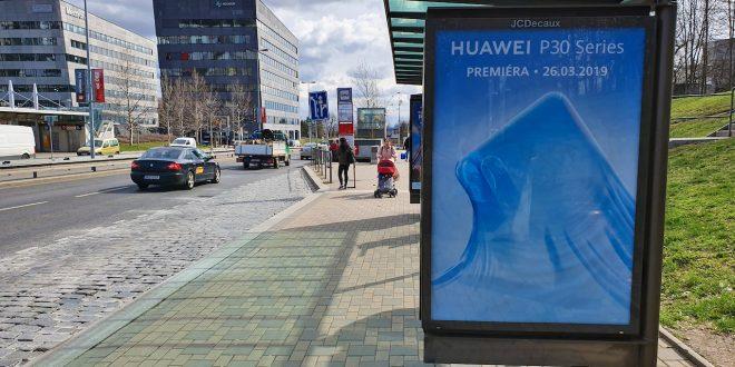 Huawei láká na model P30 masivní kampaní. Hodinky Watch GT k němu dostanete zdarma
