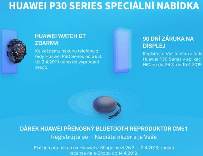 Huawei promoakce