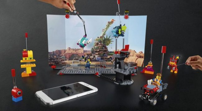 LEGO movie maker official