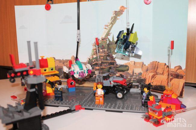 LEGO akce