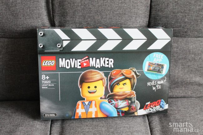 LEGO krabice