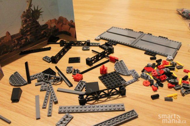 LEGO stavění