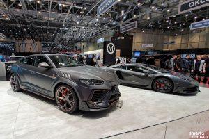 Lamborghini Urus Zeneva 2019 1