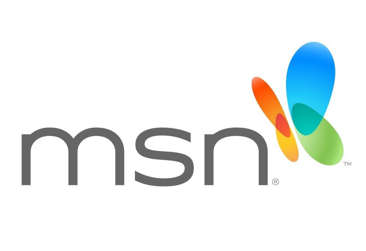 MSN logo microsoft news