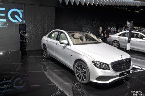 Mercedes E330 de Zeneva 2019 1