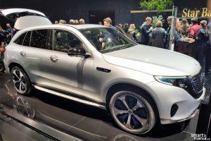 Mercedes EQC Zeneva 2019 2