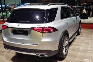 Mercedes GLE Zeneva 2019 11