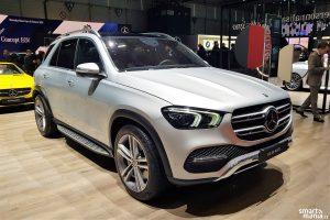 Mercedes GLE Zeneva 2019 13