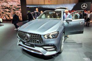 Mercedes GLE Zeneva 2019 14