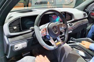 Mercedes GLE Zeneva 2019 15