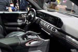 Mercedes GLE Zeneva 2019 16