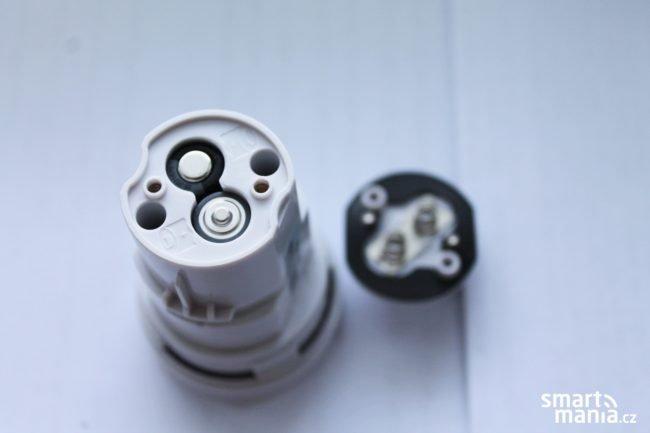 Pro napájení senzorů vám stačí mikrotužkové baterie