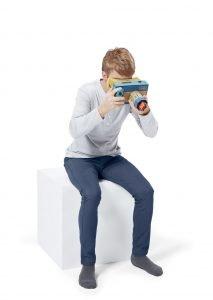 Nintendo Switch Labo VR 4