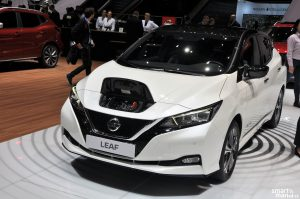 Nissan Leaf Zeneva 2019 1
