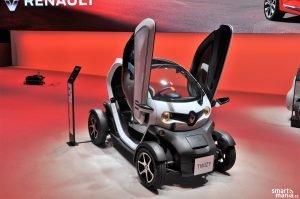 Renault ZE Twizy Zeneva 2019 1
