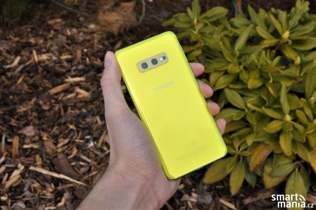 Samsung Galaxy S10e recenze