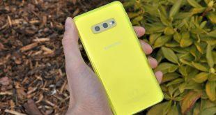 Samsung Galaxy S10e recenze: skvělá výbava v kompaktním těle