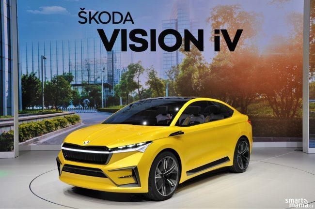 Skoda Vision iV Zeneva 2019 13