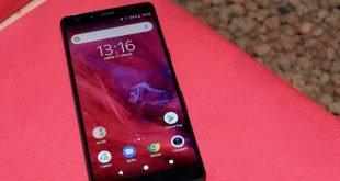 recenze Sony Xperia L3