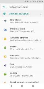 Sony Xperia L3 screenshot 4