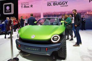 Volkswagen ID Buggy Zeneva 2019 1