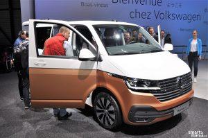 Volkswagen Multivan T6.1 Zeneva 2019 1