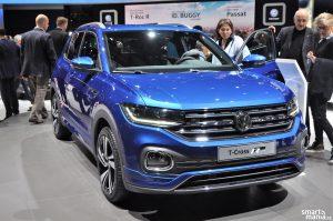 Volkswagen T-Cross R Zeneva 2019 2