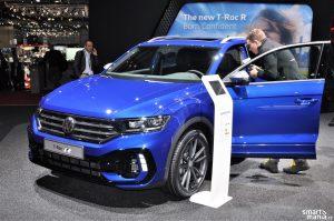 Volkswagen T-Roc R Zeneva 2019 1