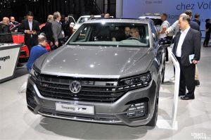 Volkswagen Touareg Zeneva 2019 1